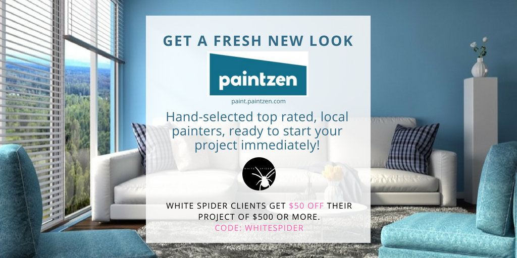 White Spider PDX & Paintzen Will Get You A Fresh New Look